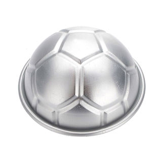 Aluminium Bomb Mould Football 80mm