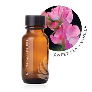 Fragrant Oil Sweet Pea And Vanilla