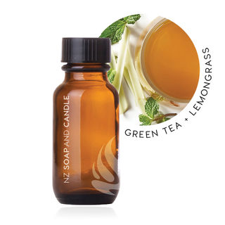 Fragrant Oil Green Tea & Lemongrass