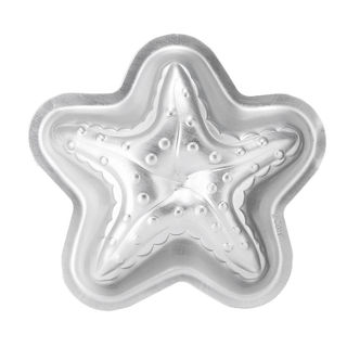 Aluminium Starfish Mould