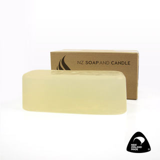 Melt and Pour Argan Oil Soap Base