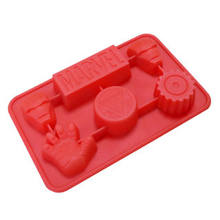 Silicone Marvel Mould