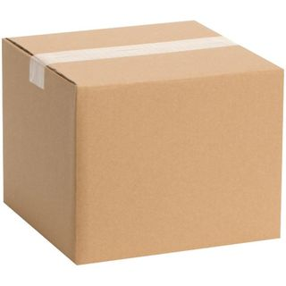 Kraft Cardboard Packaging Box No.2