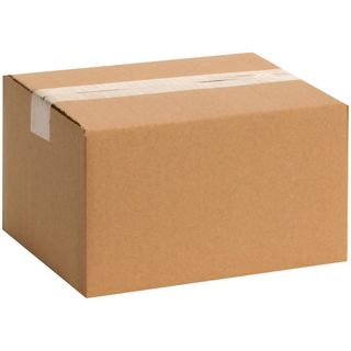 Kraft Cardboard Packaging Box No.1
