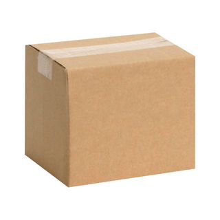 Kraft Cardboard Packaging Box No.0