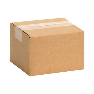Kraft Cardboard Packaging Box No.00