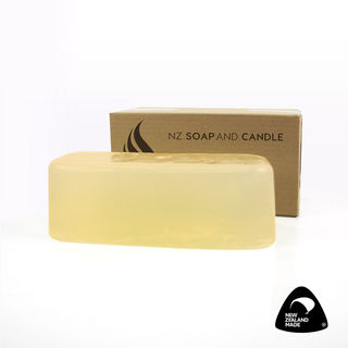 Melt and Pour (Castile) Olive Oil Soap Base