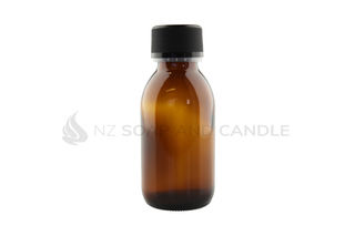 Amber Syrup and Black Nera Cap - 100ml