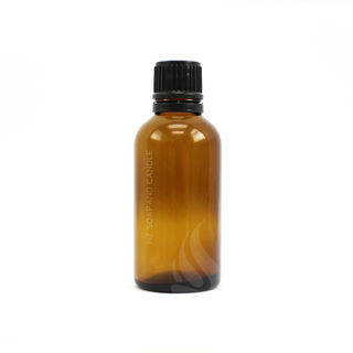 Amber Dispensing Bottle - with dripulator cap 10ml