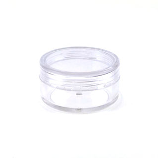 Clear Cosmetic Pot - 50gm