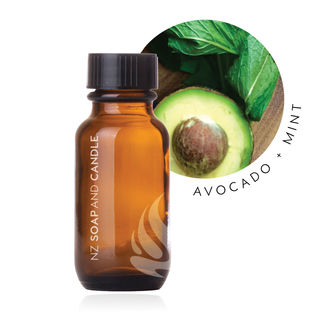 Fragrant Oil Avocado and Mint