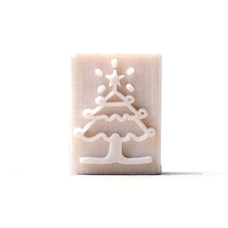 Soap Stamp - Christmas Tree