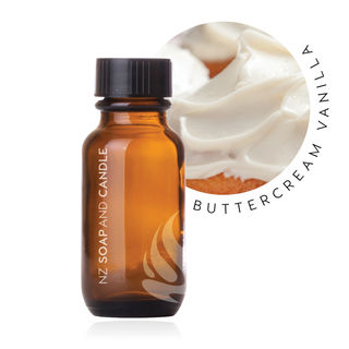 Buttercream Vanilla Fragrance Oil