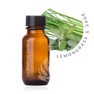 Fragrant Oil Lemongrass & Sage
