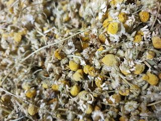 Chamomile Dried Flowers