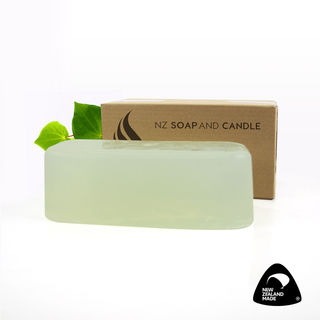 Melt and Pour Kawakawa Soap Base