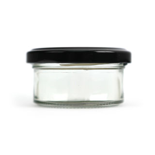 Glass Jar With Lid - 70ml