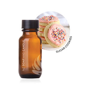 Fragrant Oil Sugar Cookie