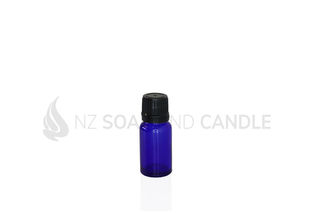 Blue Glass Dispensing Bottle - 10ml