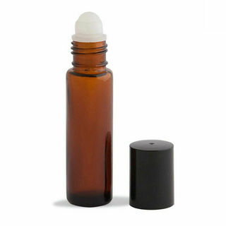 Amber Roller Bottle - 10ml