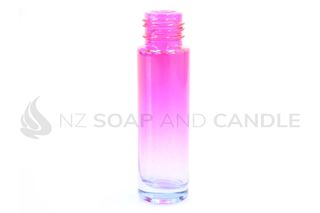 Pink/Clear Roller  Bottle - 10ml