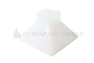 Silicone 3D Pyramid Mould - Medium