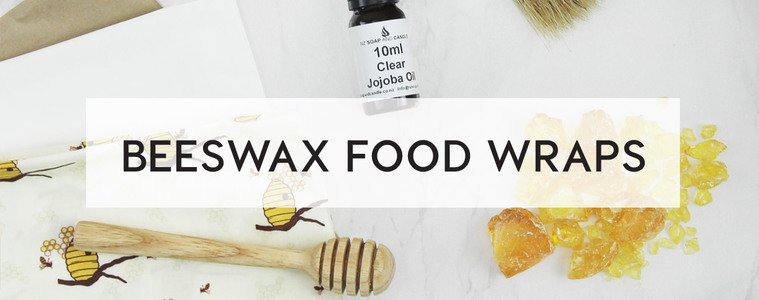 Beeswax Food Wrap Recipe