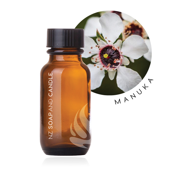 Essential Oil 100% Pure Manuka (NZ Made)