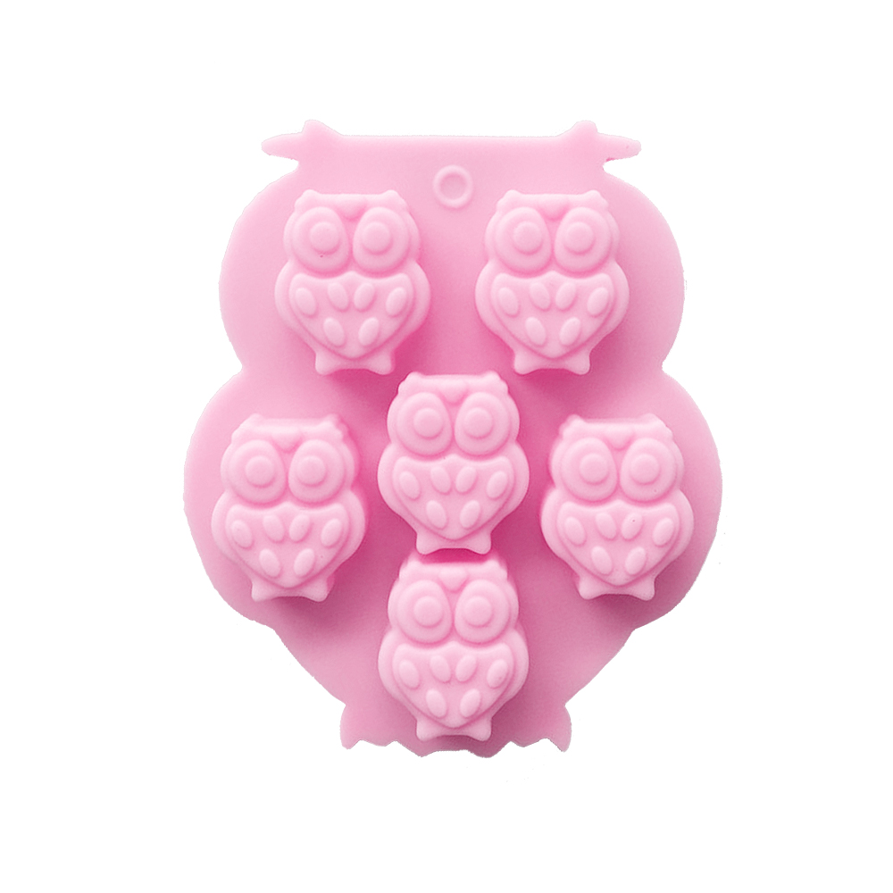 Silicone Owl Mould