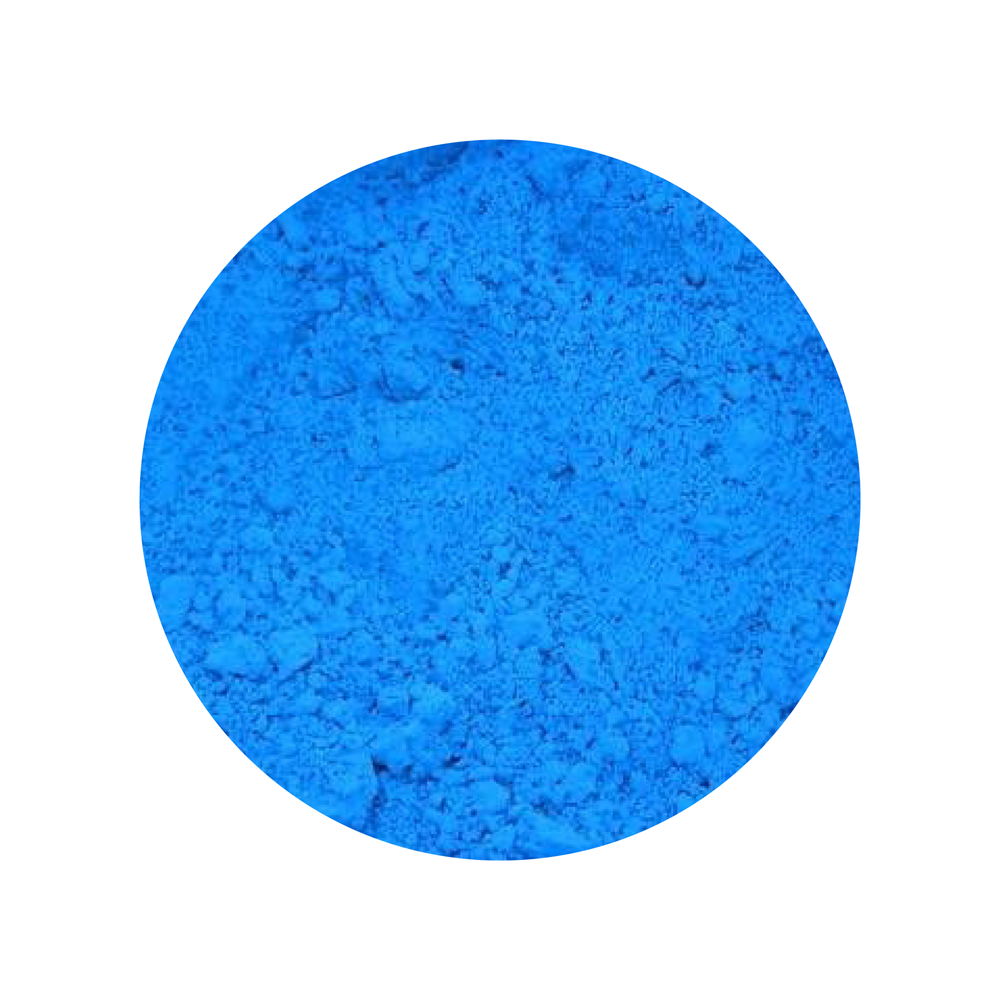 Pigment Powder Fluro Blue