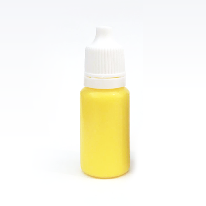 10ml Liquid Colourant - Yellow - For Glycerin Soaps