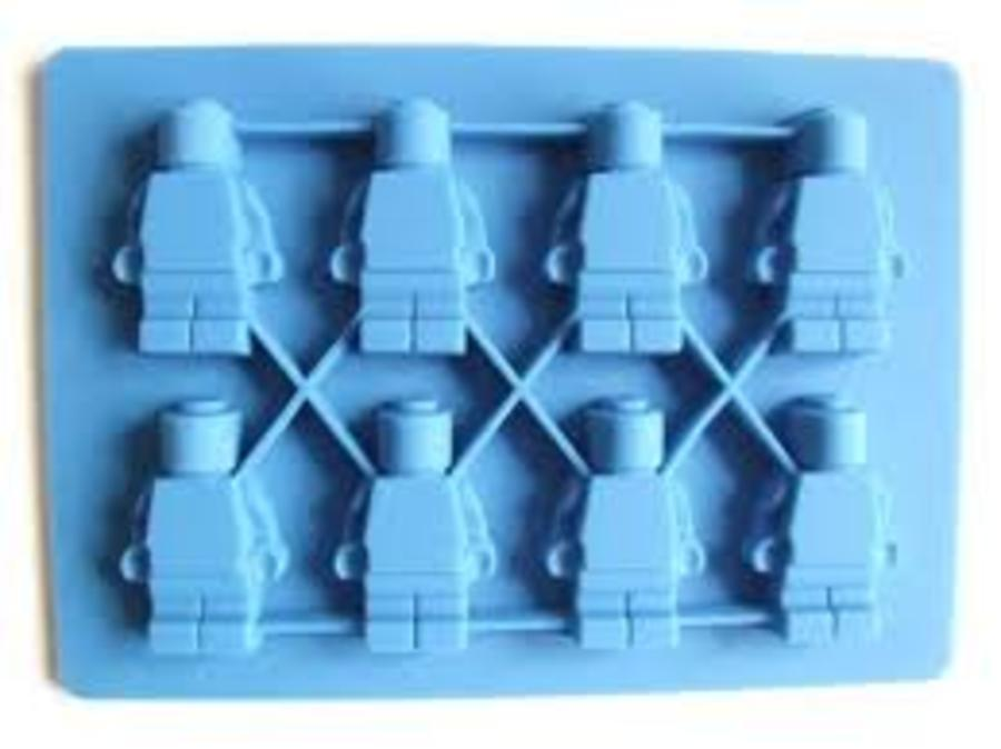Lego Minifigure Mould