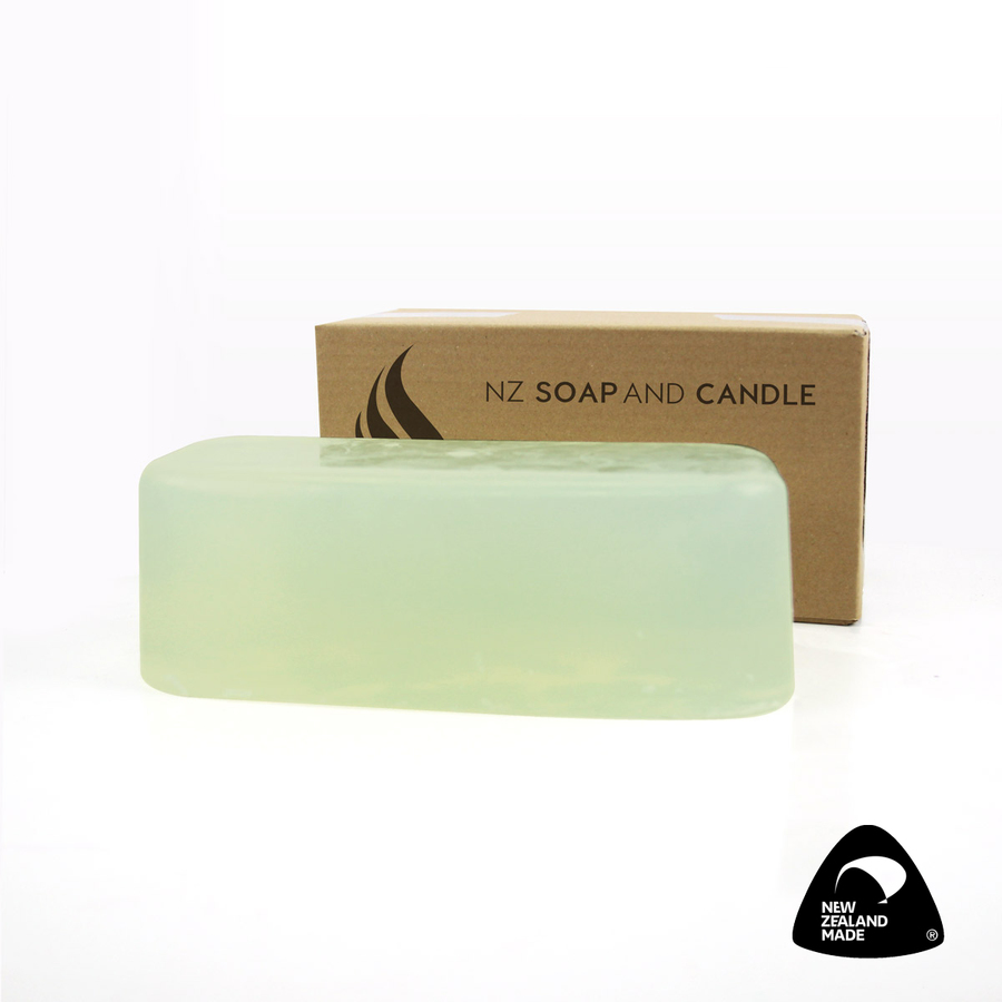 Melt and Pour Hemp Soap Base