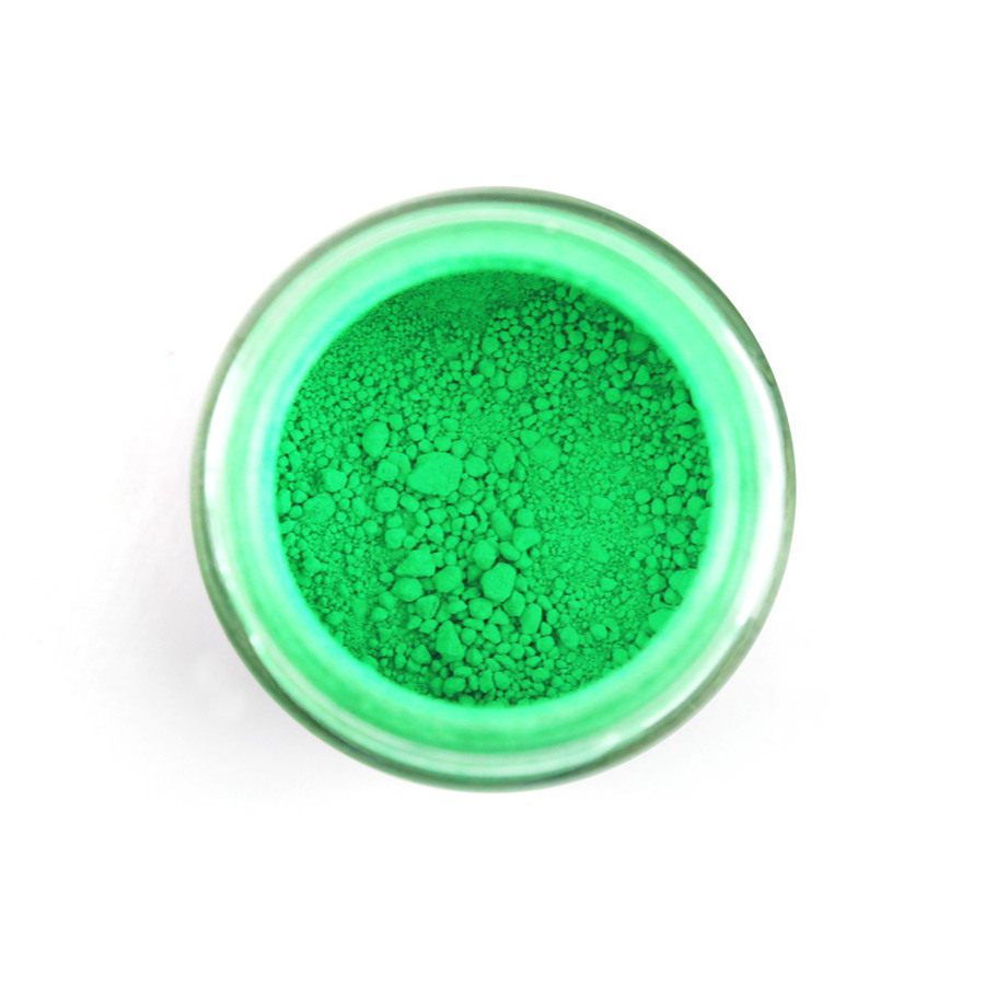 Pigment Powder Fluro Green