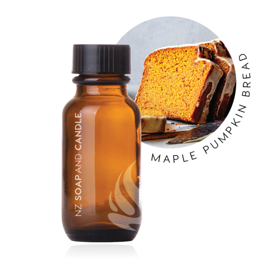 Fragrant Oil Maple Pumpkin Bread