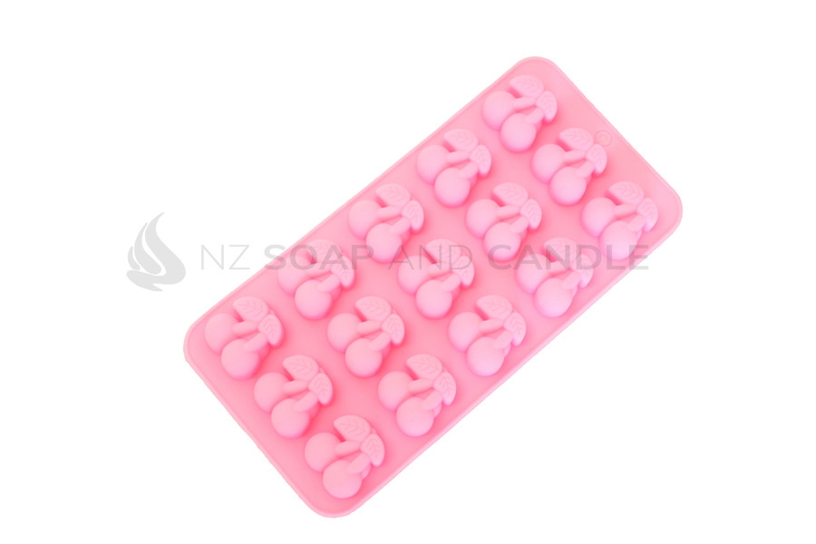 Silicone 15 Cavity Cherry Mould