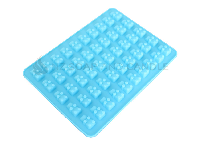 Silicone 50 Cavity Gummy Bear Mould