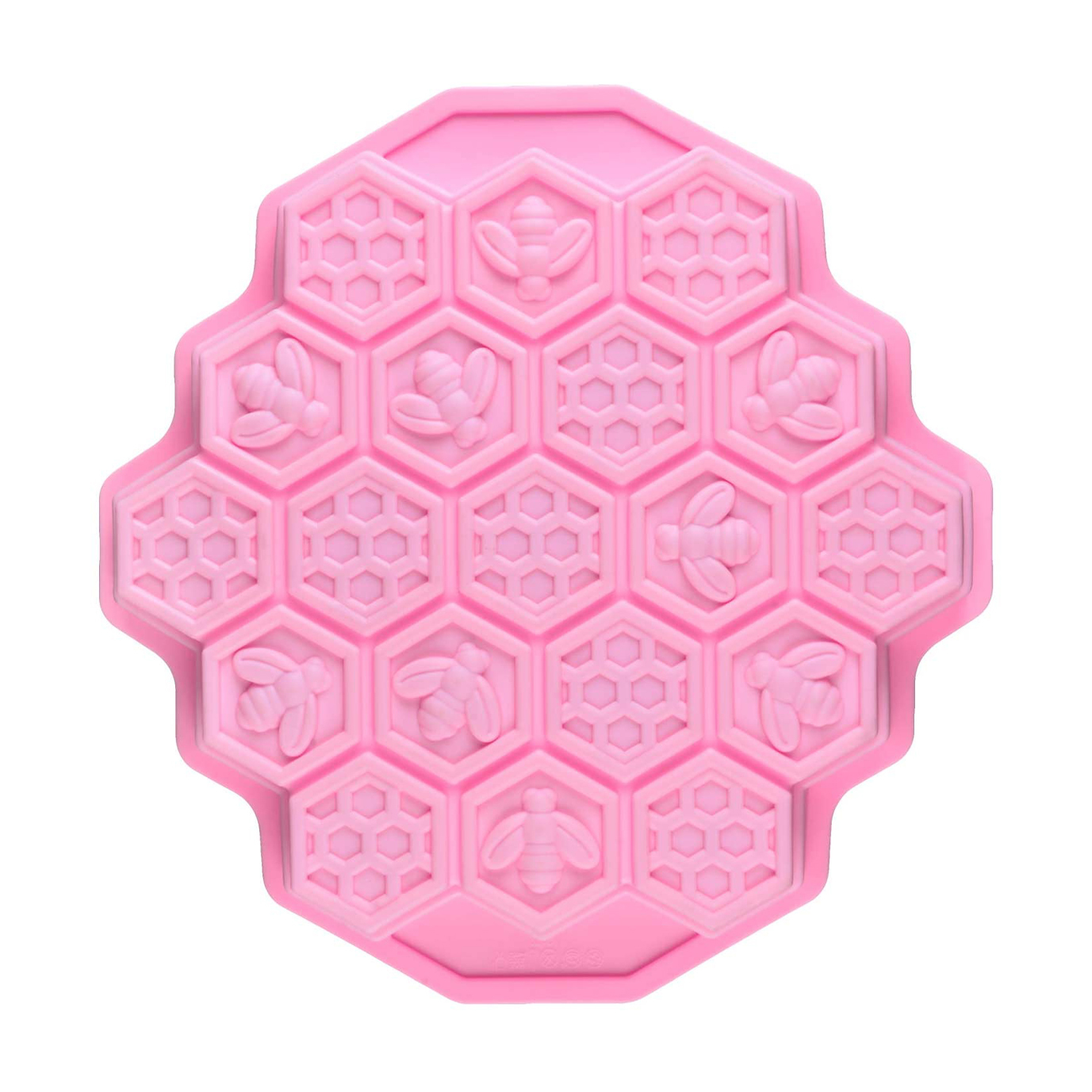 Silicone 19 Cavity Honeycomb Mould
