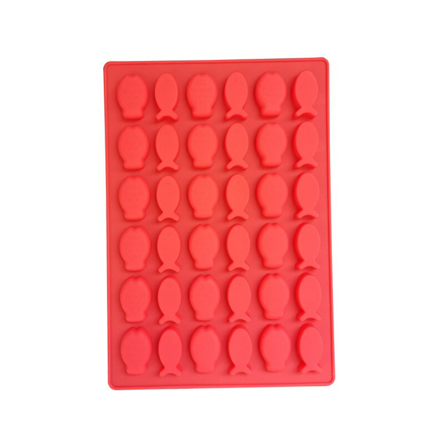 Silicone 36 Cavity Fish Mould