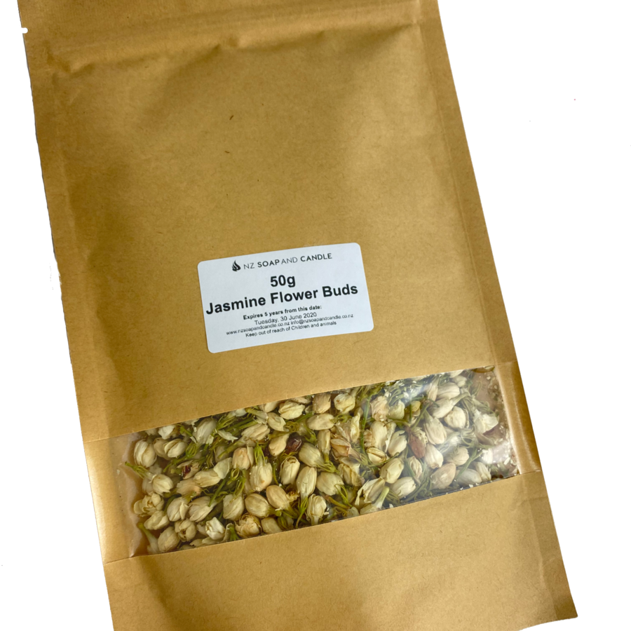 50g - Dried Jasmine Flowers