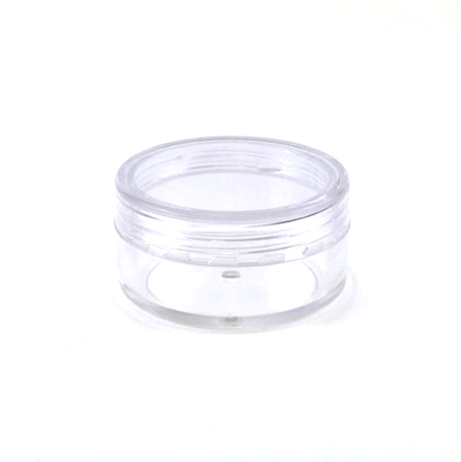 Clear Cosmetic Pottle - 20gm