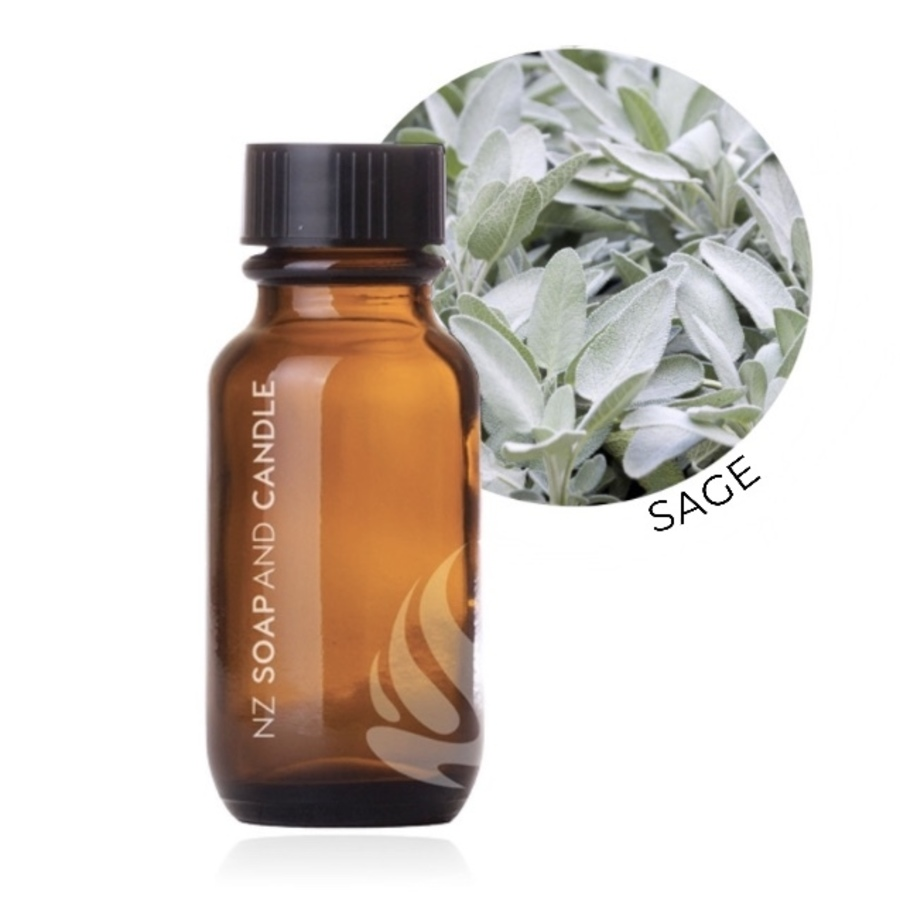 Essential Oil 100% Pure Sage