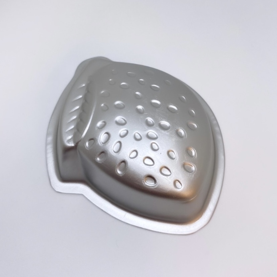 Aluminium Lemon Mould