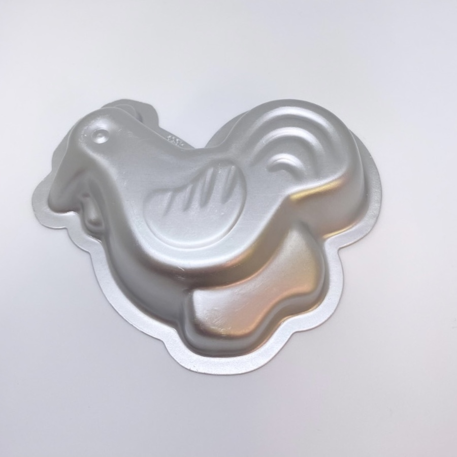 Aluminium Rooster Mould