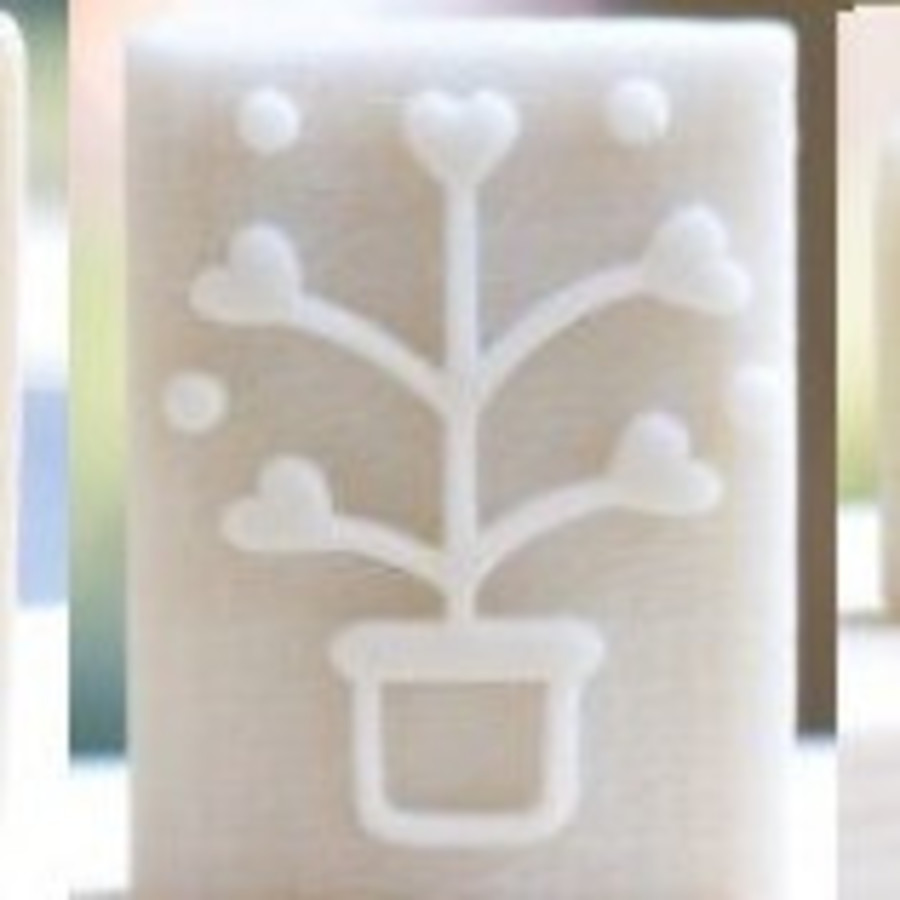 Soap Stamp - Tree #6