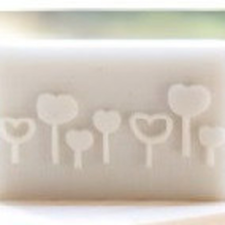 Soap Stamp - Love #4