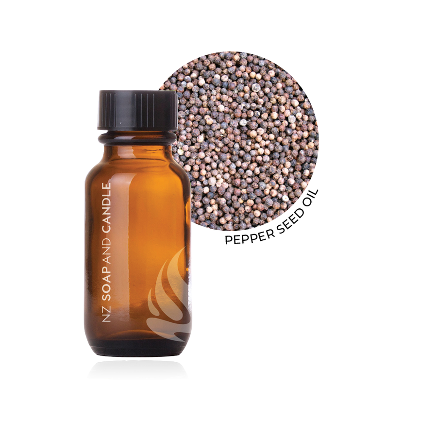 Black Pepper Seed Oil